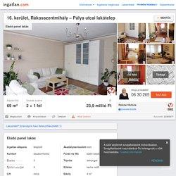 Eladó panel lakás - Budapest 16. kerület #22985977