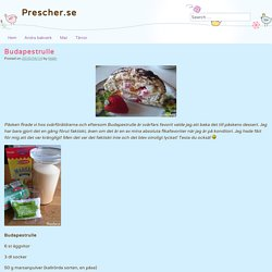 Budapestrulle » Prescher.se
