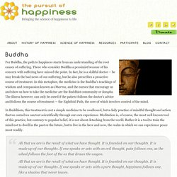 Buddha and Happiness