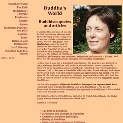 buddha's world