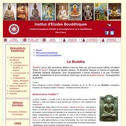 Institut d'Etudes Bouddhiques