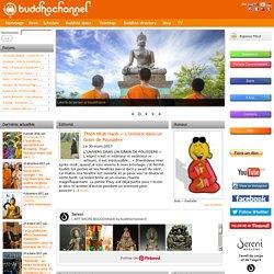 le portail du bouddhisme dans le monde