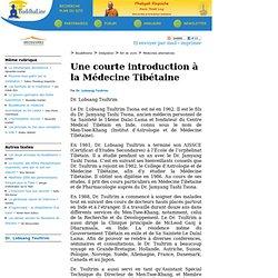 Une courte introduction à la Médecine Tibétaine