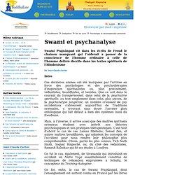Swami et psychanalyse
