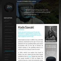 Famous Zen Masters