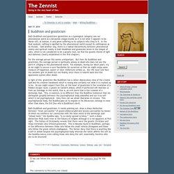 Buddhism and gnosticism