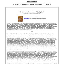 Buddhism and Psychedelics - Zig Zag Zen