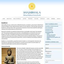 Buddhism - Shambhala