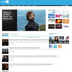 BuddyTV - TV News, Videos, Photos, Games and Celebrities