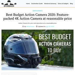 Best Budget Action Cameras in 2020