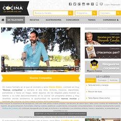 Programas - Canal Cocina spartan gourmet