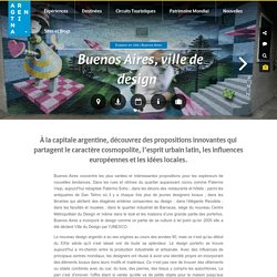 Buenos Aires, ville de design