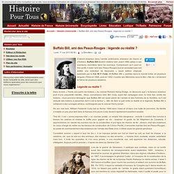 Buffalo Bill, ami des Peaux-Rouges : légende ou réalité ?