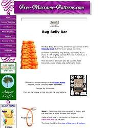 Bug Belly Bar