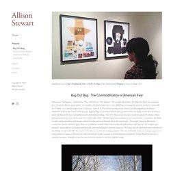 Bug Out Bag — Allison Stewart