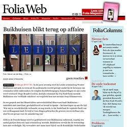 Foliaweb: Buikhuisen blikt terug op affaire