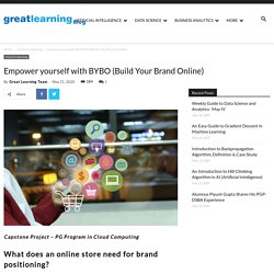 BYBO (Build Your Brand Online) and Grow Your Firm or Company