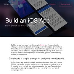 Build an iOS App