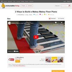3 Ways to Build a Makey Makey Floor Piano : 8 Steps