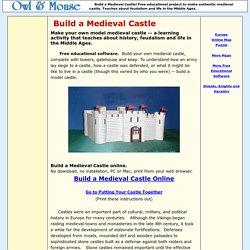 Build a Medieval Castle