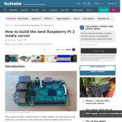How to build the best Raspberry Pi 2 media server
