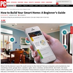 How to Build Your Smart Home: A Beginner's Guide