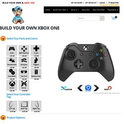 BUILD YOUR OWN XBOX ONE - Custom Controllers