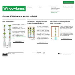 Windowfarms - Build Your Own