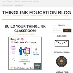 Build Your ThingLink Classroom