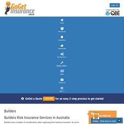 Builders Warranty Insurance Services – Risk Coverage Policy Available