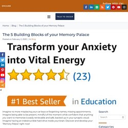 The 5 Building Blocks of your Memory Palace
