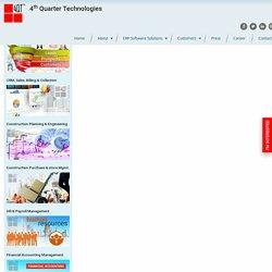 Real Estate Software Online at 4QT