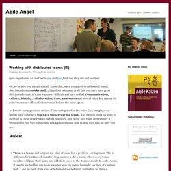 Building Agile Corporate Cultures