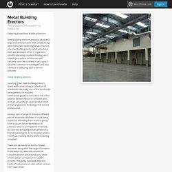 Metal Building Erectors, 3940 E Miraloma Ave Anaheim, CA 92806-6200 - Gravatar Profile