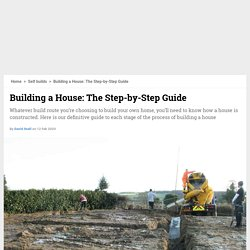 Building a House: The Step-by-Step Guide