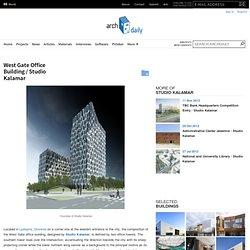 West Gate Office Building / Studio Kalamar