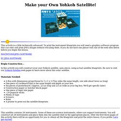 Building a Model Yohkoh