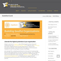 Building Soulful Organisations