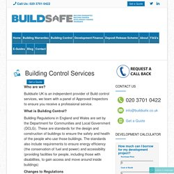 Independent Building Control UK