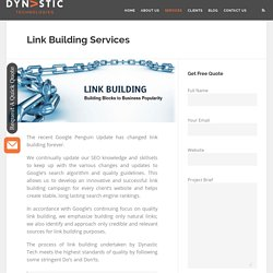 Excellent Link Building Services Agency in Sydney