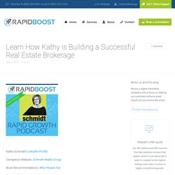 Learn How to Build a Successful Real Estate Brokerage
