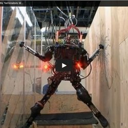 New 2013 DARPA Building Real Life Terminators Military Robots