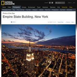 Empire State Building Photo, New York Wallpaper