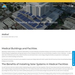 Medical Buildings and Facilities