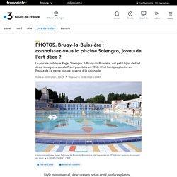 PHOTOS. Bruay-la-Buissière : connaissez-vous la piscine Salengro, joyau de l'art déco ?
