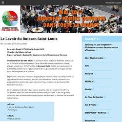 Le Lavoir du Buisson Saint-Louis - Habitat Participatif