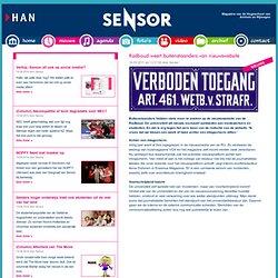 SENSOR: Radboud weert buitenstaanders van nieuwswebsite