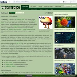 Bulborb - Pikmin Wiki