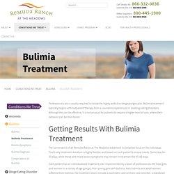 Bulimia Nervosa Best treatment
