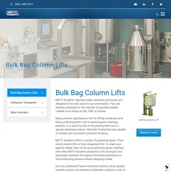 Buy Bulk Bags Column Lifts